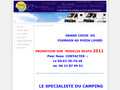 CONCESSIONNAIRE CAMPING CAR